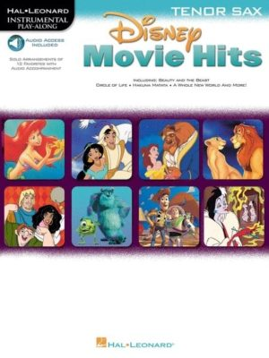 Disney Movie Hits - Tenor Saxophone