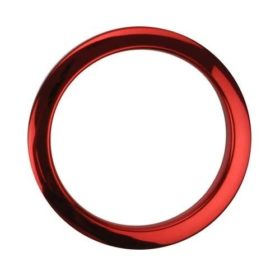 Bass Drum O Hole HCR4 Red