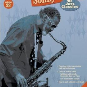 Jazz Play Along: Volume 33 - Sonny Rollins