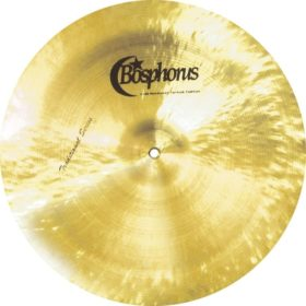 "Bosphorus 18"" Traditional Series China Thin"