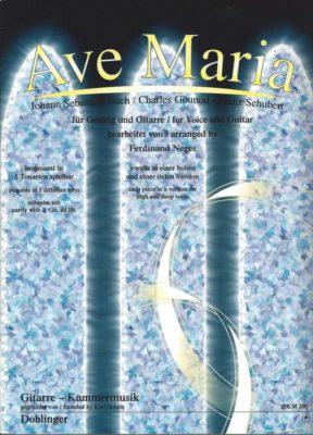 Ave Maria (J.S.Bach/C.Gounod - F.Schubert)