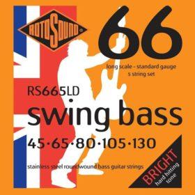 Rotosound RS665LD 45-130