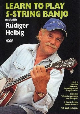 Learn To Play 5-String Banjo DVD
