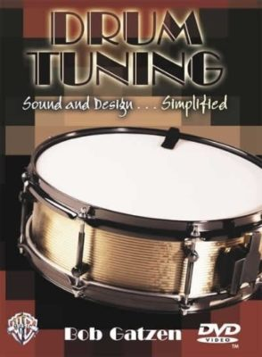 Drum Tuning; Sound And Design Simplified DVD