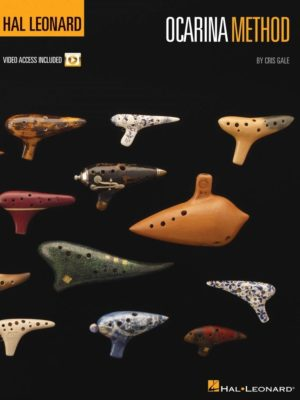 Hal Leonard Ocarina Method (+ Video-Access)