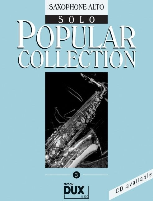 Popular Collection 03, Altsax Solo