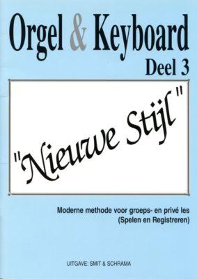 Orgel & Keyboard Nieuwe Stijl 3