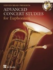 Advanced Concert Studies for Euphonium