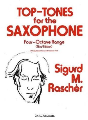 Top Tones for the Saxophone