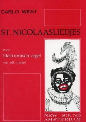 Carlo West; St. Nicolaasliedjes