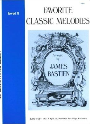 Favorite Classic Melodies Level 2