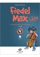 Fiedel-Max goes Cello 4 (+CD)