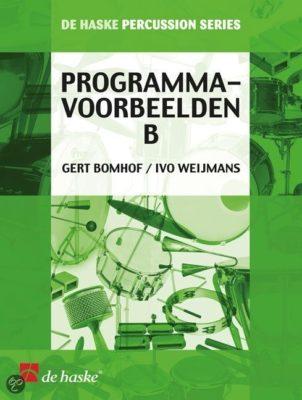 Gert Bomhof; Programma-voorbeelden B