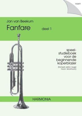 Jan van Beekum; Fanfare deel 1