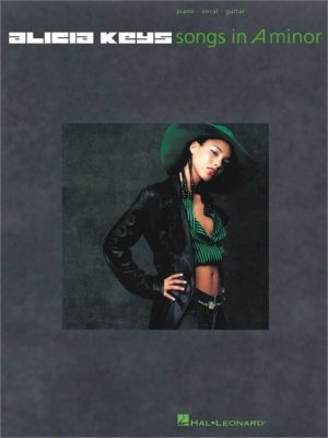 Alicia Keys; Songs in A Minor (PVG)