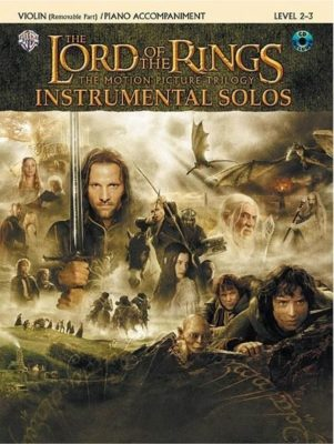 Lord of the Rings - Instrumental Solos
