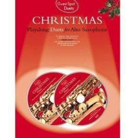 Guest Spot; Christmas Playalong Duets for Alto Saxophone