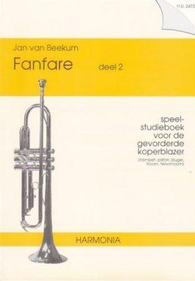 Jan van Beekum; Fanfare deel 2