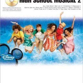 High School Musical 2 - Alto Saxophone