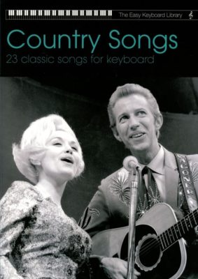 Easy Keyboard Library; Country Songs