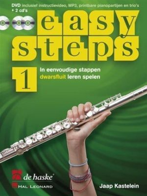 Easy Steps 1, Dwarsfluit