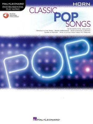Classic Pop Songs (+Audio Access)