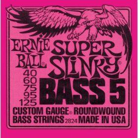 Ernie Ball 2824 Super Slinky 5 string