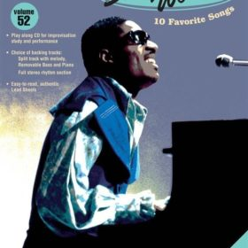 Jazz Play Along: Volume 52 - Stevie Wonder