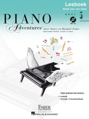 Piano Adventures: Lesboek 5 (NL)