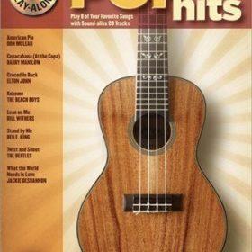 Ukulele Play Along, vol.1: Pop Hits