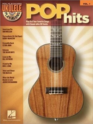 Ukulele Play Along, vol.1: Pop Hits