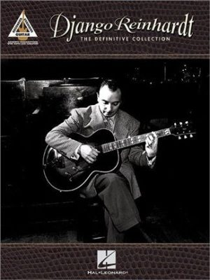 Django Reinhardt: The Definitive Collection (guitar/tab)