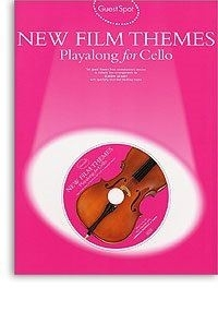 Guest Spot: New Film Themes, Playalong for Cello