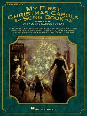 My First Christmas Carols Songbook