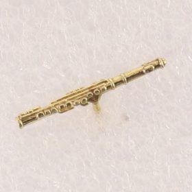 Pin: Dwarsfluit 27 Gl