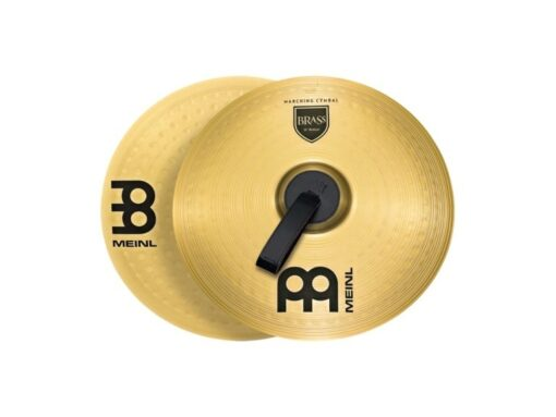 "Meinl 14"" Student Range Marching Cymbals"