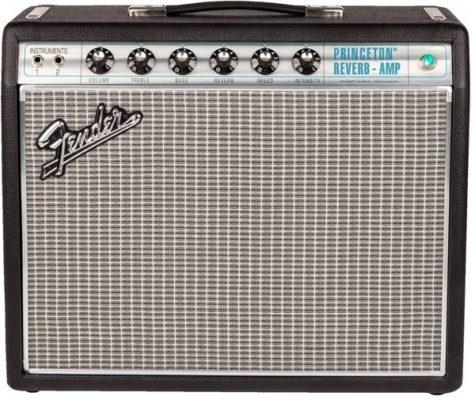 Fender '68 Princeton Custom Reverb