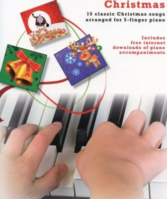 Easiest 5 Finger Piano Collection: Christmas