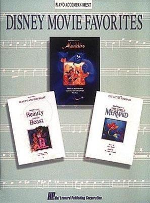 Disney Movie Favorites - Piano Accompaniment