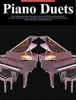 Piano Duets - Everybody's Favorite Series 7