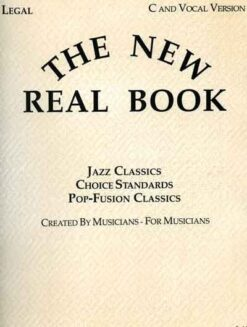 The New Real Book (C+ Vocal)
