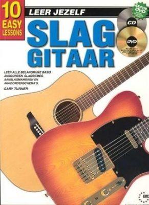 Leer Jezelf Slaggitaar (Boek + CD + DVD)