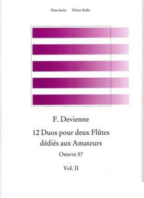 Duos(12) 2 Op.57 (Op.75) Flute