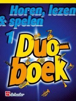 Horen Lezen & Spelen; Duoboek 1 - Dwarsfluit