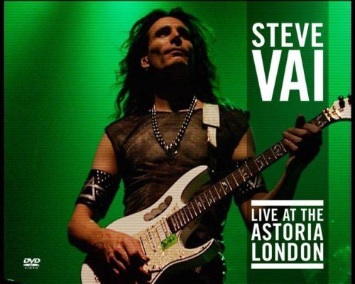 Steve Vai Live At the Astoria London DVD
