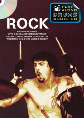 Playalong Drums Audio CD: Rock