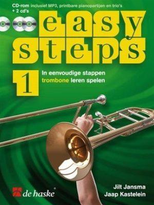 Easy Steps 1 Trombone