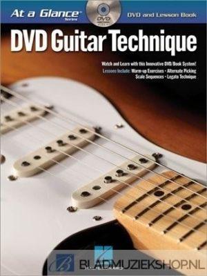 At A Glance Guitar - Guitar Technique