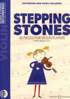 Katherine & Hugh Colledge: Stepping Stones