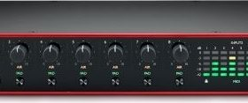 Focusrite Scarlett 18I20 3th Gen